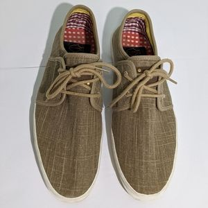 Fish N Chips Canvas Shoes 10